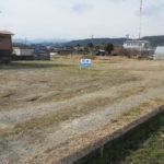 人気の松尾寺所 分譲地造成済 上下水道引込済